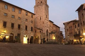 Tuscany Winery Tour and Sightseeing