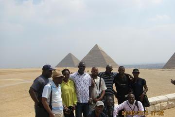 Excursão diurna Breve Pausa no Egito...