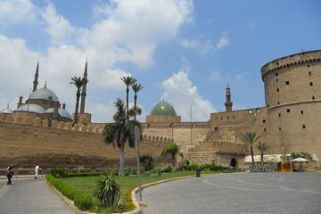 Excursão diurna privada ao Museu Egípcio, Citadela de Sala Din e...