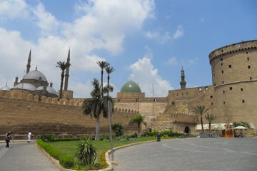 Private Day-Tour to Egyptian Museum, Citadel of Sala Din and Old Cairo