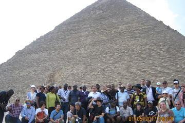 Tour giornaliero: piramidi di Giza