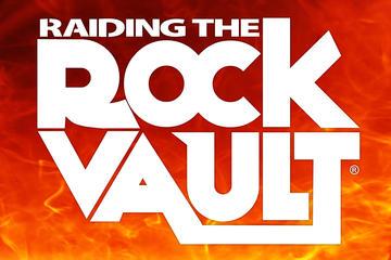 Raiding the Rock Vault en el Hard Rock Hotel and Casino