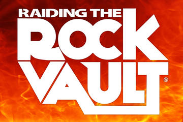 Show Raiding the Rock Vault all'Hard Rock Hotel and Casino