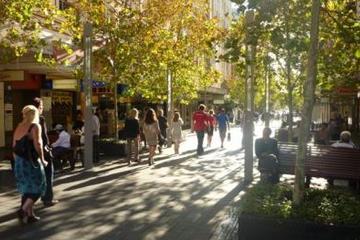 Visite à pied des petits bars de Perth