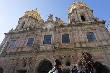 Excursão a pé dos tesouros escondidos no centro da cidade de Sevilha