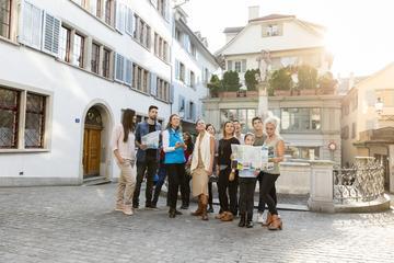 Stadtführung durch die Züricher...