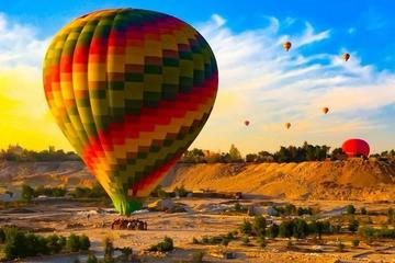 Hot Air Balloon Ride in the sky of...
