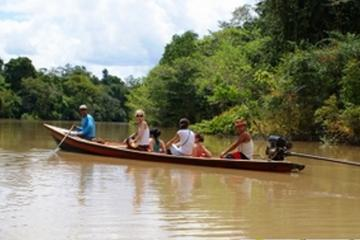3 Tage Amazonas-Expedition nationales Naturschutzgebiet Pacaya-Samiria