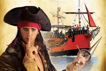 Recorrido turístico de aventuras con piratas desde Miami