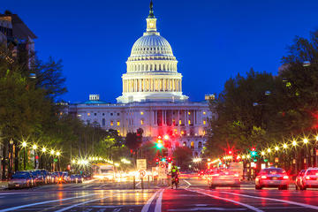 Washington DC After Dark