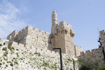 Stadt von David und Heilige Jerusalem...
