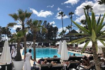 Marbella Opium Beach Club - Sunbed