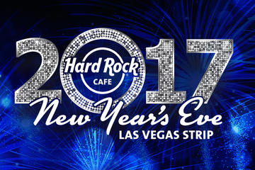 New Year's Eve at the Hard Rock Cafe...