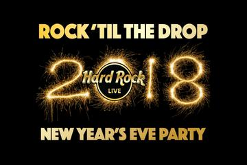New Years Eve at Hard Rock Live Orlando