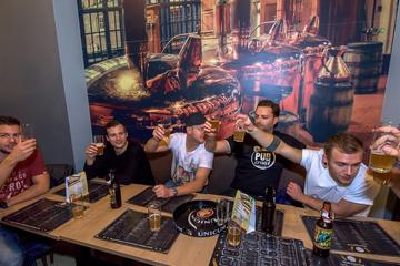 Budapest Private Microbrewery Tour and Craft Beer Tastings