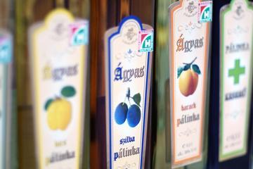 Hungarian Palinka Tasting