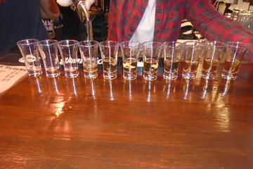 The First Pub Crawl of Budapest with 5 free Shots