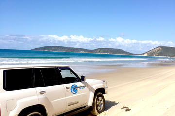 Private Rainbow Beach 4WD Day Trip from Noosa