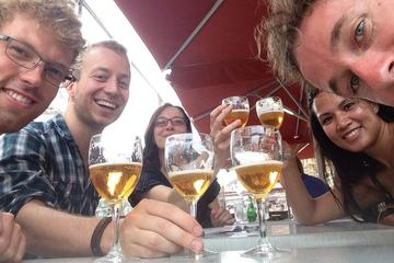Small-Group Tour with Treasure Hunt and Beer Tasting from Brussels