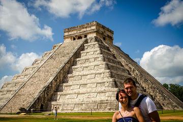 Visite privée de Chichén Itzá au départ de Cancún