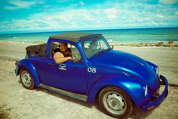 Excursão de fusca em Cozumel com...