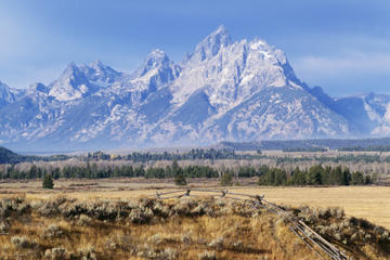 Day Trip Grand Teton National Park Guided Tour From Jackson Hole near Jackson, Wyoming