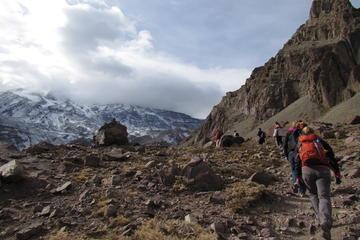 Cajon del Maipo und San Jose-Vulkan: Wanderung ab Santiago