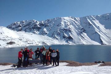 Excursion d'une journée à Embalse El Yeso au départ de Santiago