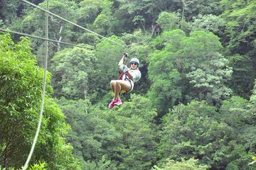 Excursión combinada con paseo a caballo y tirolina en Borinquen