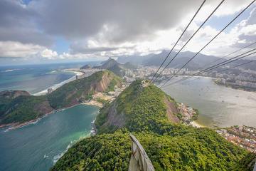 Tour della città di Rio de Janeiro con trasferimento all'arrivo