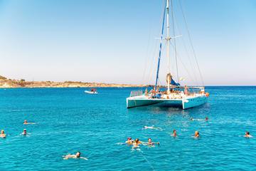 Navegação em catamarã em Aruba com...
