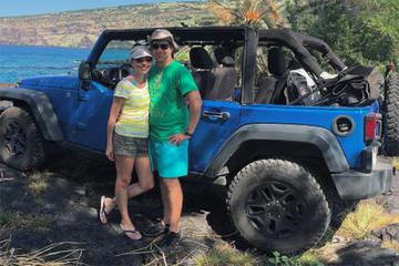 Jeep Tour: Custom Big Island Adventure