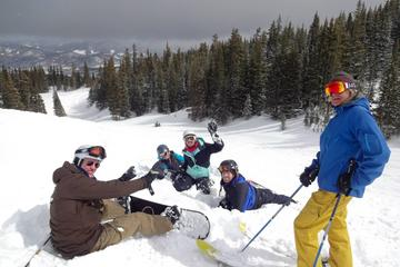 1 Day Ski Getaway - Copper or Winterpark