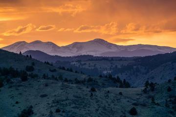 3-Hour Sunset Hike from Denver
