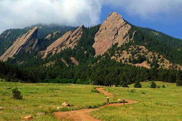Boulder Flatirons Explorer from Denver