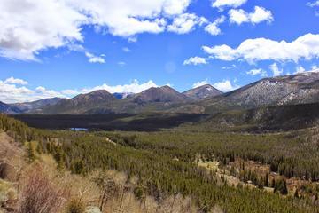 Entdecken Sie den Rocky Mountain-Nationalpark ab Denver