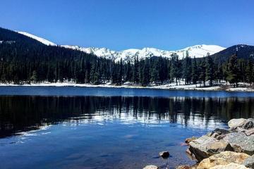 Mt Evans Drive ab Denver: Malerische Berge und Bergbaustädte