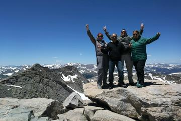 Day Trip Scenic Mt. Evans Tour near Denver, Colorado