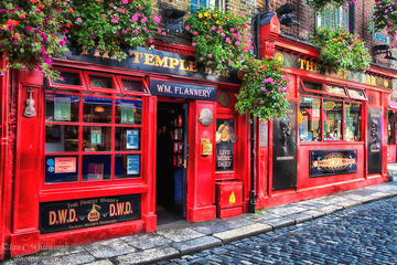 Dublin Pubs and Ghosts Walk