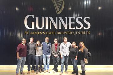 Fast-Track Guinness and Jameson Irish Whiskey Experience Tour in...