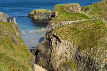 3-Day Northern Ireland Tour from Dublin including Giant's Causeway and Carrick-A-Rede Rope Bridge