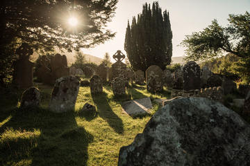Tour van Wicklow en Glendalough vanuit Dublin