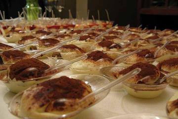 Déjeuner toscan et cours de cuisine sur le tiramisù à Florence