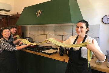 Private Italian Pasta Cooking Class in Florence