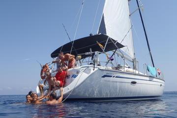 Voyage privé en voilier avec skipper...