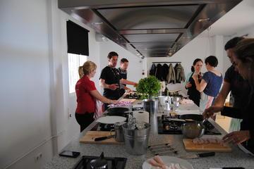 Clase de cocina de tapas en Sevilla