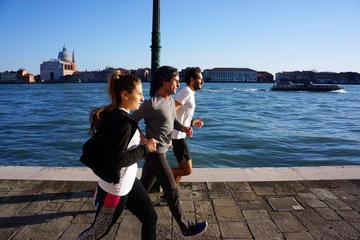 Recorrido de running por Venecia