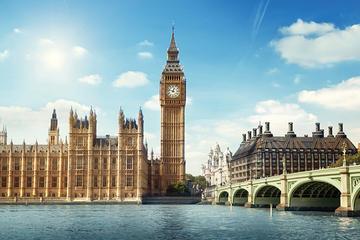 7-Day European Tour Exploring England and Scotland starting from Paris