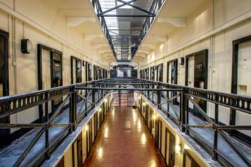Visite guidée de la prison de Crumlin...