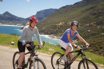 Excursão ciclística privada da península da Cidade do Cabo